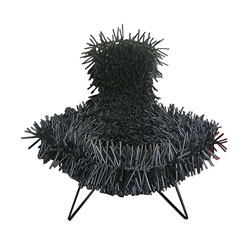 Hairy Bertoia Chair