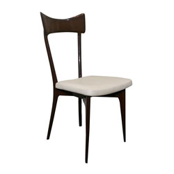Ico Parisi Dining Chairs