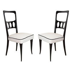 Pair Of Paolo Buffa Chairs(SOLD)