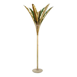 Angelo Lelii Palm Floor Lamp for Arredoluce