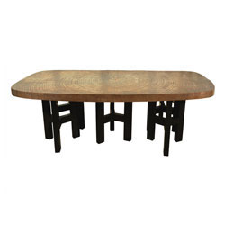 "Ado Chale ""Goutte d'Eau"" Dining Table"