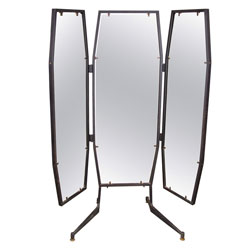 Full Length Three-Way Italian Mirror