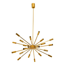 Gino Sarfatti Model 2003 Sputnik Light (SOLD)