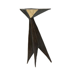 Lynn Chadwick Bronze Candlestick
