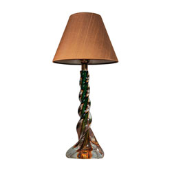 Murano Glass Table Lamp