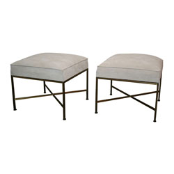 Paul McCobb Ottomans Stools