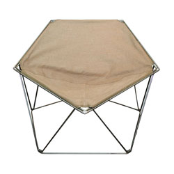 """Penta"" Chair by Kim Moltzer & Jean-Paul Barray"
