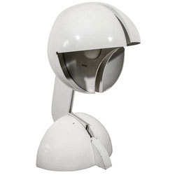 Gae Aulenti 'La Ruspa' Modern Table Lamp