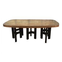 """Ado Chale """"Goutte d'Eau"""" Dining Table"""