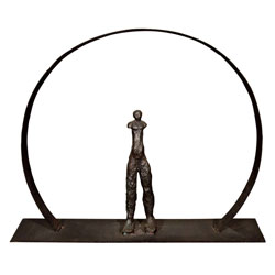 Bronze Sculpture by Nathalie Decoster(SOLD)