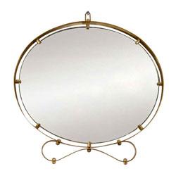 Decorative Brass Italian Wall Mirror