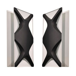 Graphic German Wall Sconces