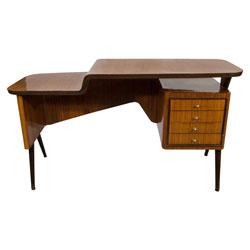 Italian Rosewood Desk