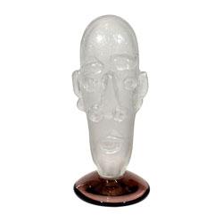 Murano Glass Head