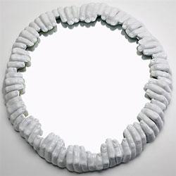 Richard Etts wall hanging mirror(SOLD)