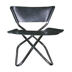 Z-down Folding Chair by Engelbrechts