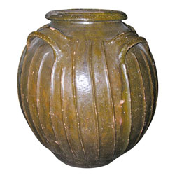 French Walnut Oil Vessel