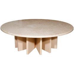 Polished Marble Coffee Table by Harvey Probber (SOLD)