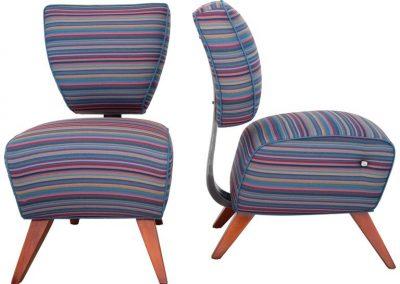 "Jordan Mozer Studios Barney's ""Fred's"" Dining Chairs (SOLD)"