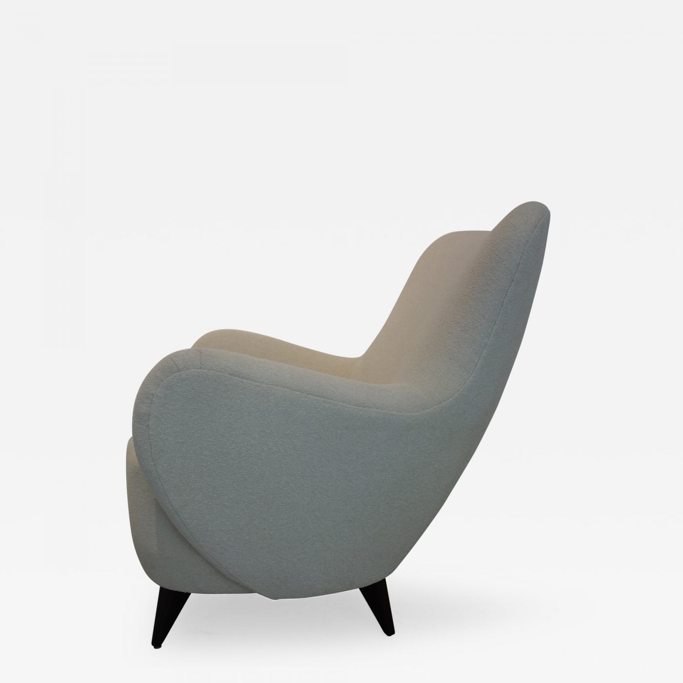 Vladimir Kagan Barrel Lounge Chair (SOLD)
